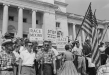 لRace discrimination in America -min-min