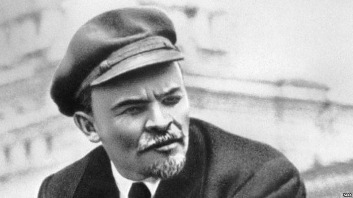 Lenin's birthday