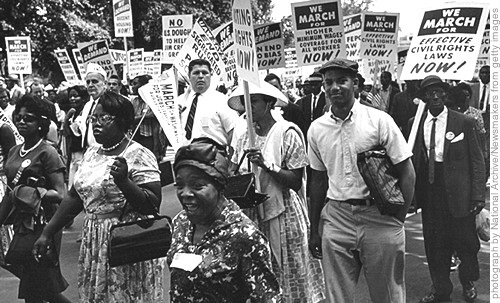discrimination of black people and white people 2 essay Structural racism by keith lawrence, aspen institute on community change and  the preferential treatment, privilege and power for white people at the expense of black, latino, asian.