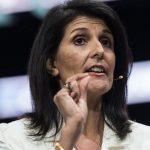 نیکی هیلی نماینده آمریکا در سازمان ملل-متحد-min