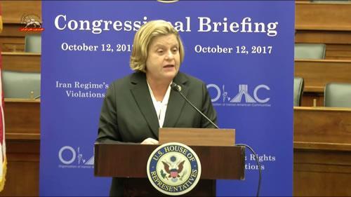 ایلیانا رزلهتینن - رئیس زیرکمیته خاورمیانه