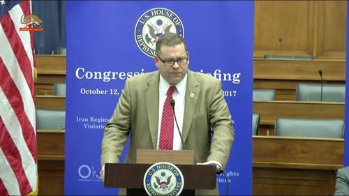 تام گرت -عضو کمیته خارجی کنگره