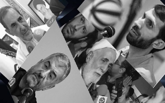 واکنشهای هراس آلود مهرهها و رسانههای حکومت آخوندی-min