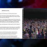 کنفرانس حزب ملی اسکاتلند - بیانیه ایران