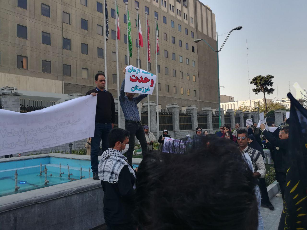 ایران- غارت شده ها و اعتراضات