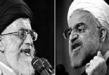 خامنه_ای از سفر آخوند روحانی به مناطق زلزله_زده-min