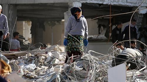 زلزله - مردم کرمانشاه