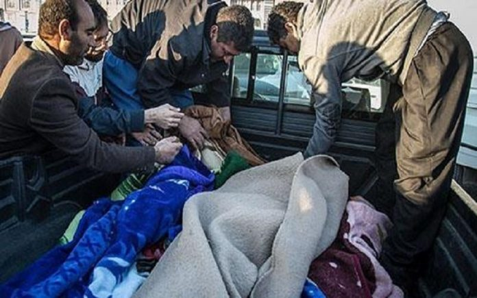 فاجعه زلزله - ایران-min