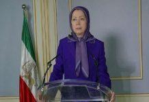 مریم رجوی رئیس جمهور برگزیده مقاومت ایران-min