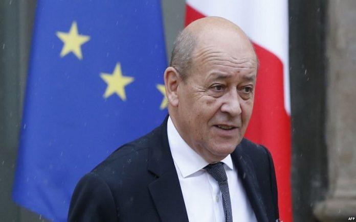 ژان ایو لو دریان وزیر امور خارجه فرانسه (2)-min