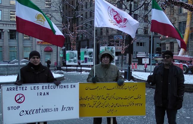 کانادا-مونترال-تظاهرات-ایران-01