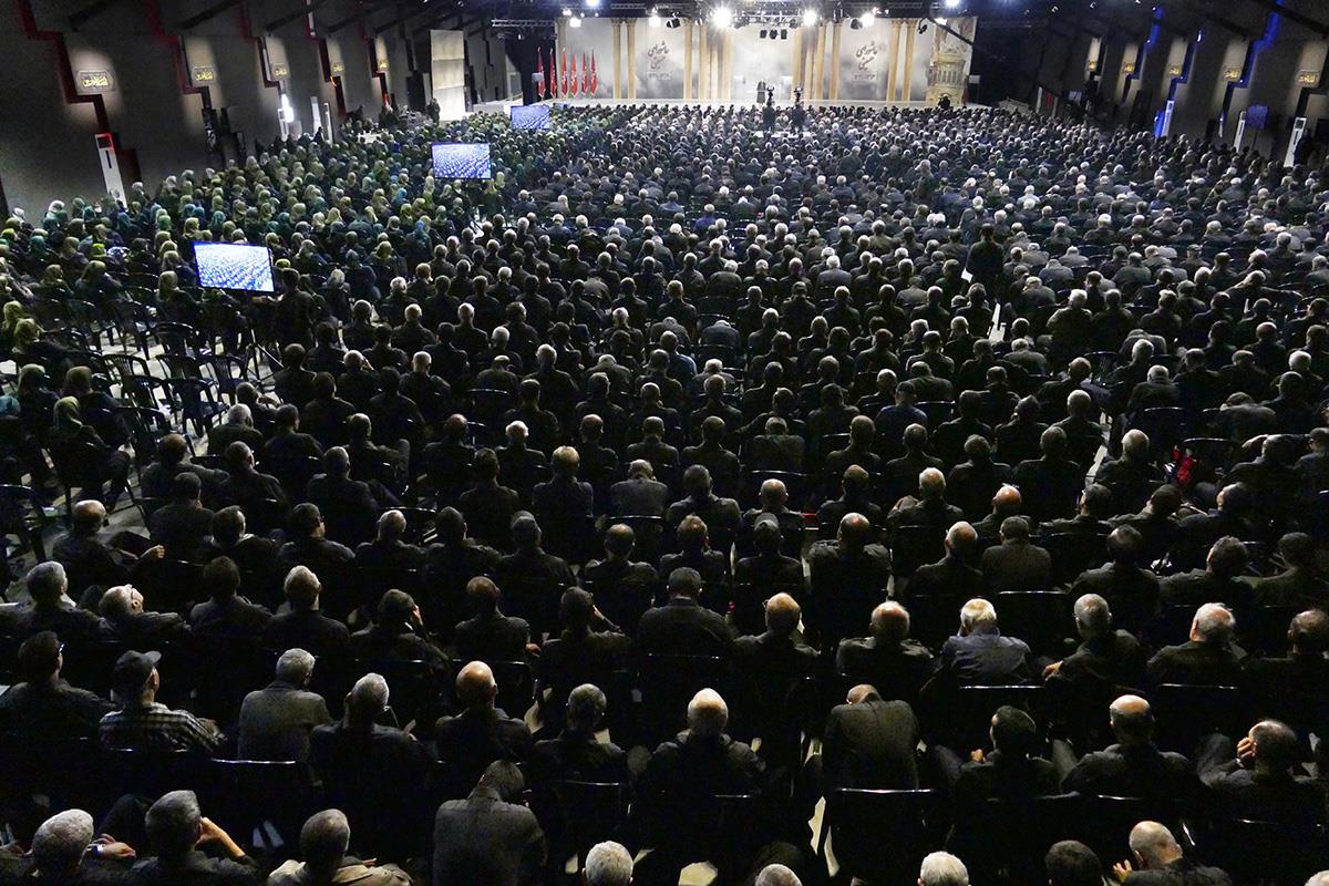 2سخنرانی مریم رجوی در مراسم عاشورا - مهر ۱۳۹۶