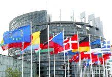 طعنامه مصوب پارلمان اروپا بر تهدید برنامه موشک بالستیک-min