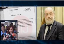 قاضی فدرال - دستور بازداشت رئیسجمهور سابق آرژانتین