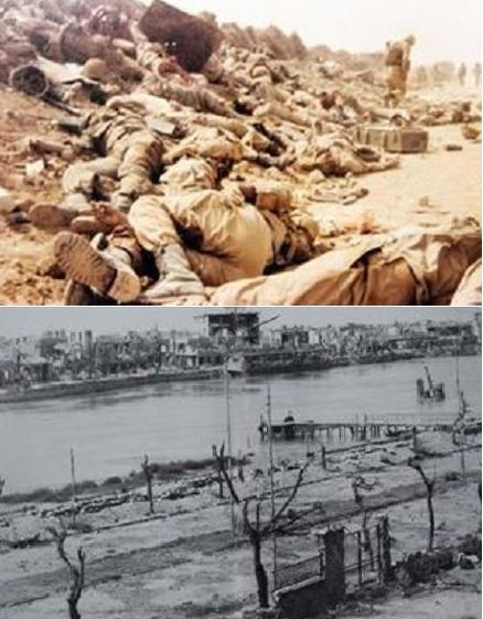 جنگ نعمت بود یا خسارت ؟