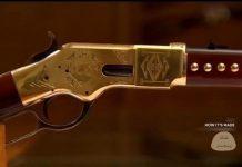 چگونه تفنگ وینچستر را میسازند؟