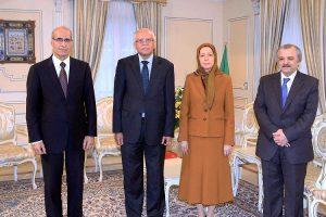 MaryamRajavi مریم رجوی ریاض یاسین، سفیر جمهوری یمن