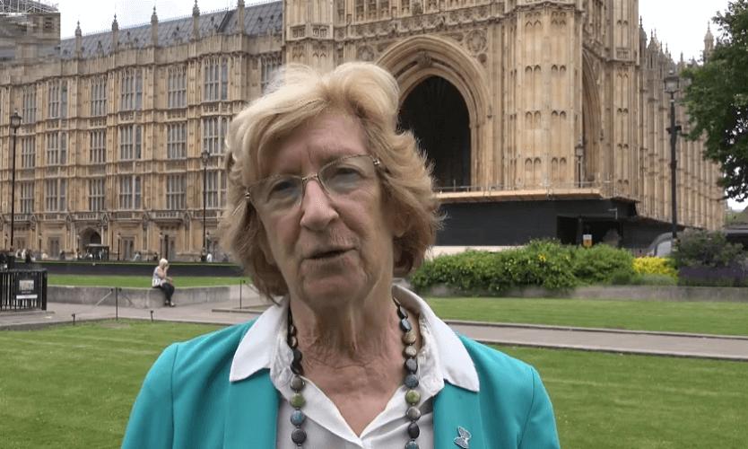 بارونس میچر – عضو مجلس اعیان انگلستان