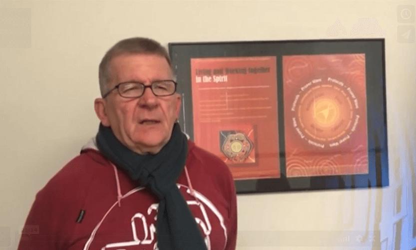 پدر کلود مستویک -رئیس سازمان پاکسکریستی استرالیا