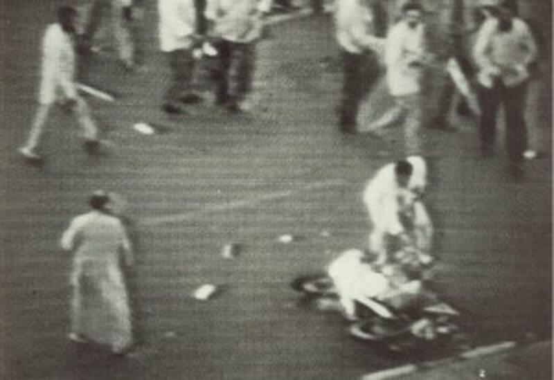 کشتار درمکه، نمونهای منحصربهفرد از عملکردهای رژیم فاشیستی حاکم برایران – قسمت اول