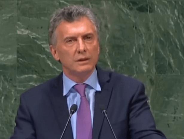 نخست وزیر آرژانتین - تروریسم جمهوری اسلامی