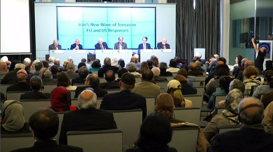 کنفرانس بین_المللی در بروکسل، پاسخ اروپا و آمریکا