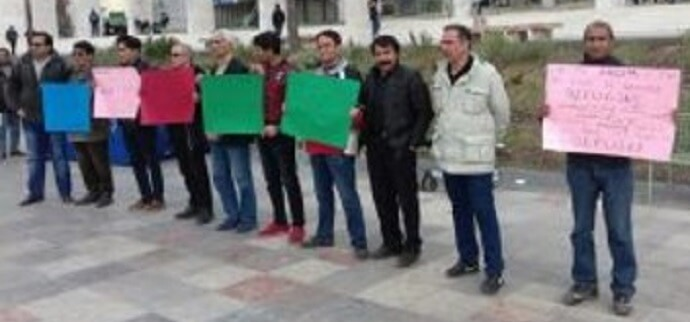 حسن حیرانی مأمور وزارت اطلاعات آخوندی