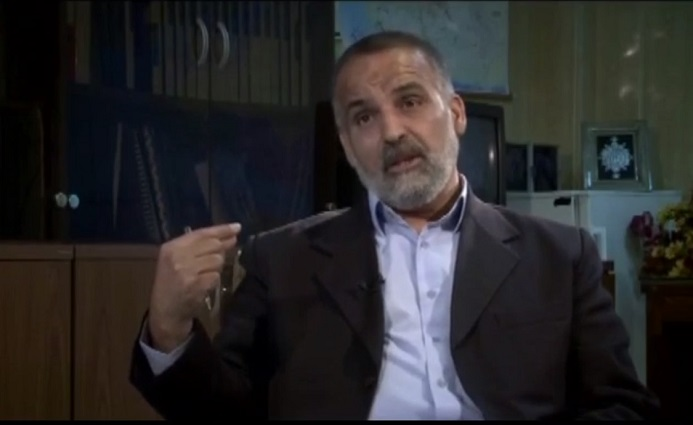 پاسدار جنایتکار ناصر شعبانی