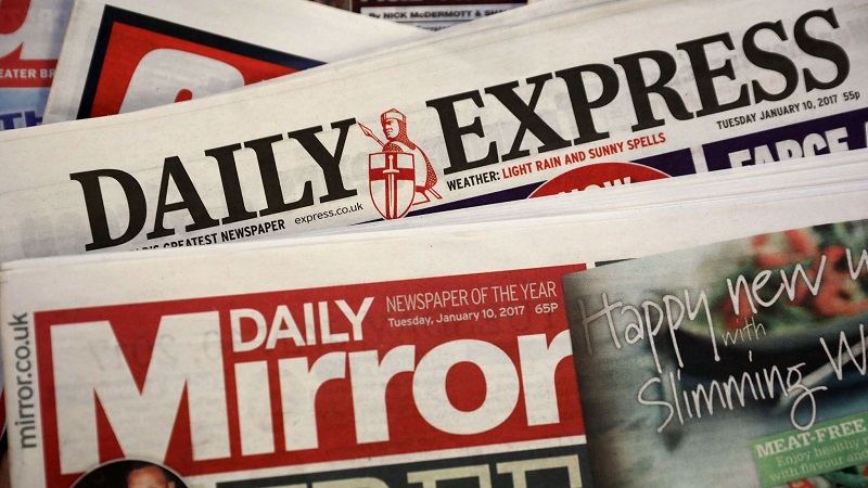 حمله به پالایشگاه عربستان -افشاگری مقاومت ایران روزنامه اکسپرس انگلستان