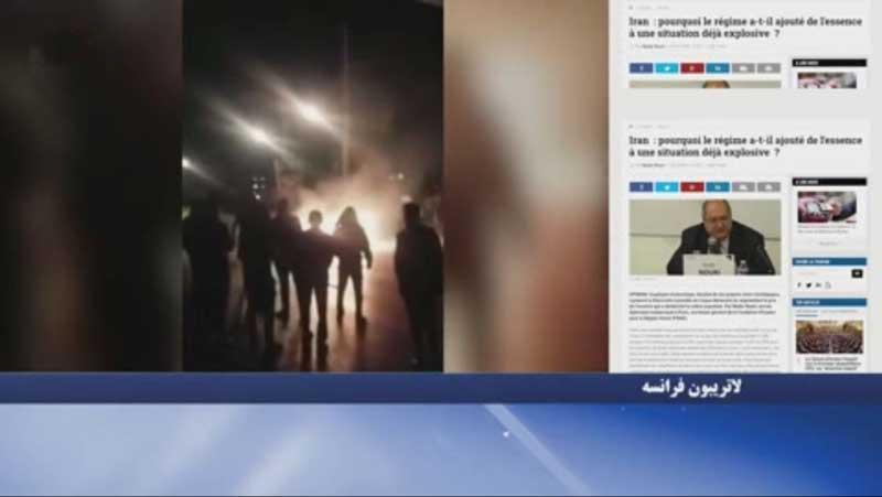 محکومیت بین المللی شقاوت وجنایت آخوندها درمقابله باتظاهرات مردم ایران