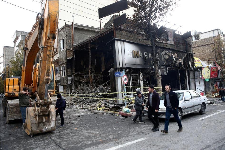 نیویورک تایمز: رژیم ایران، سرکوب بی رحمانه