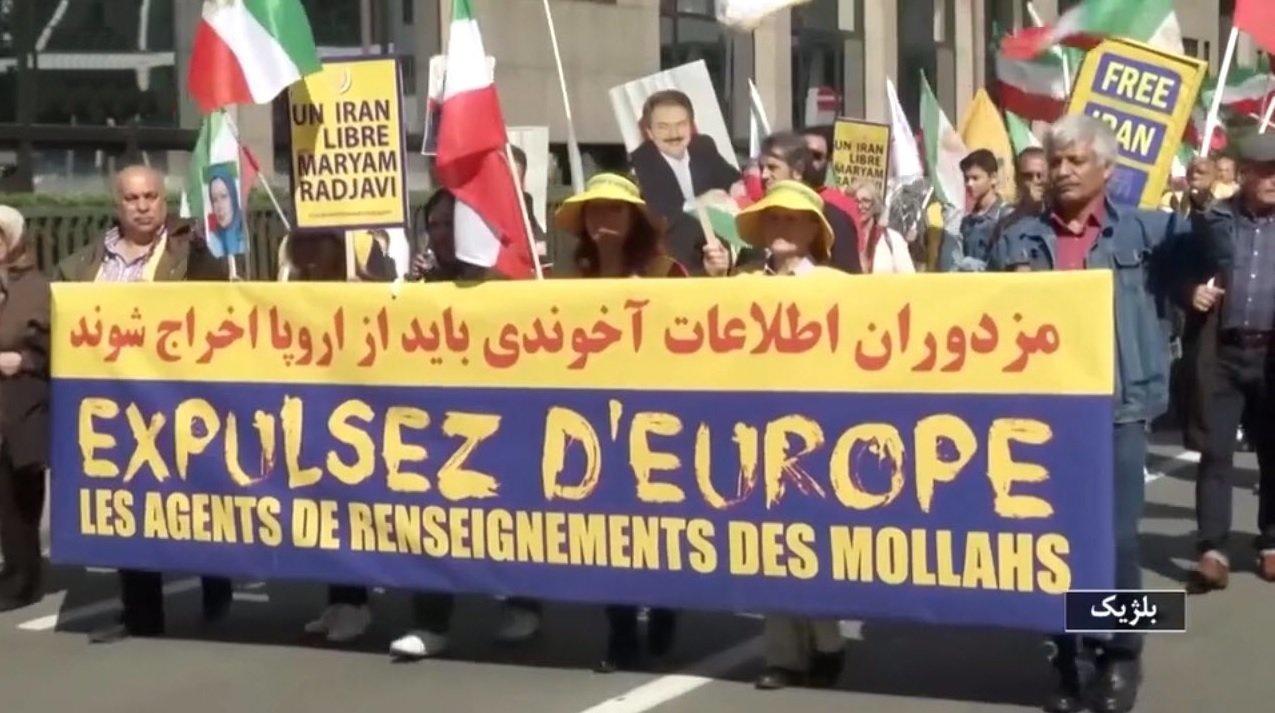 قسمت چهارم برنامه بررسی تشبثات رژیم آخوندی علیه مقاومت، تجربیاتی از نبردهای آزادیبخش دیگر در سطح جهانی
