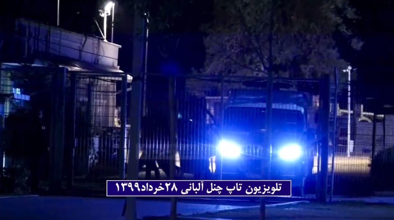 گزارشتروریسم رژیمایران علیهمجاهدین درآلبانی