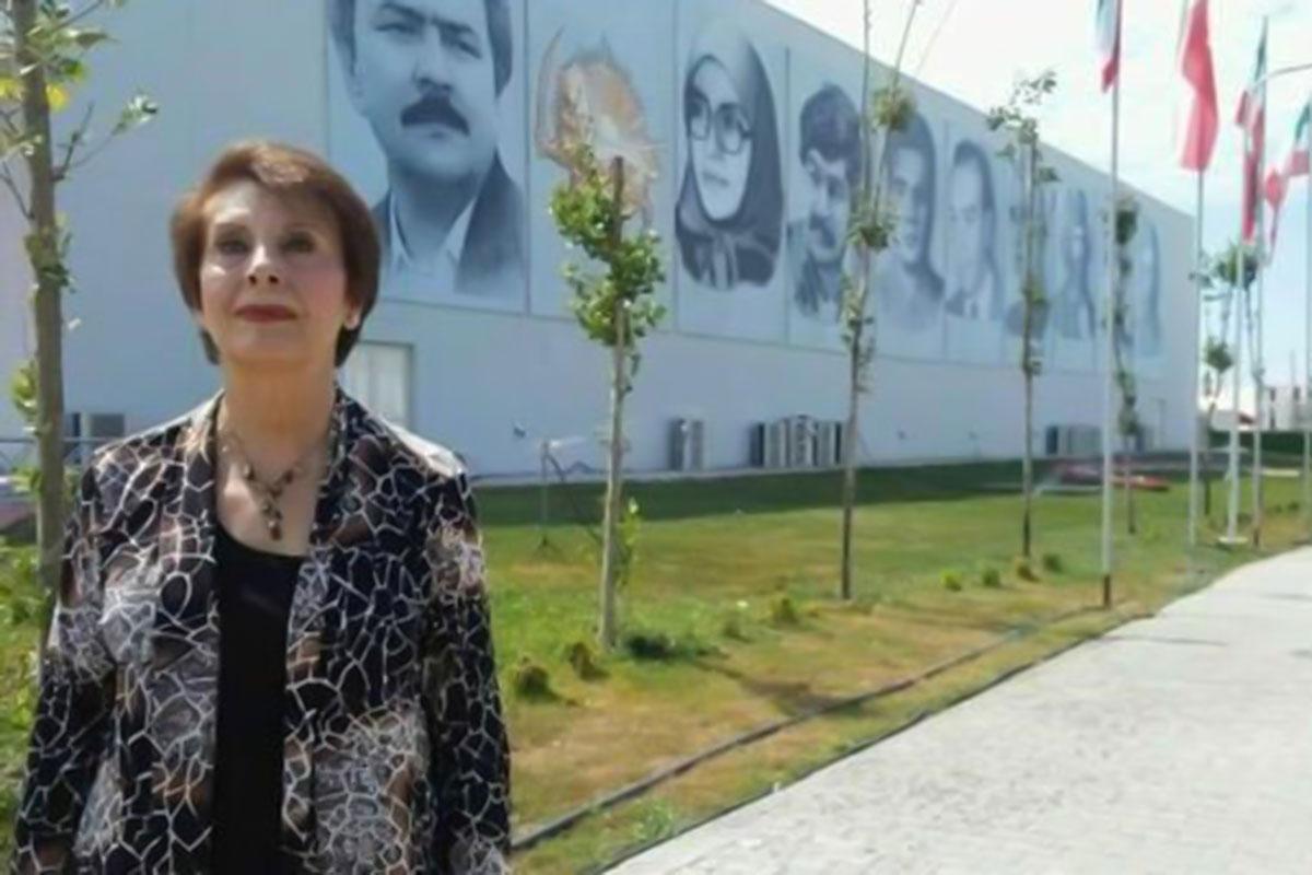 درگذشت خانممرجان هنرمند گرانقدر مردمومقاومت ایران، پیامتسلیت مریم رجوی، سلام برمرجان صدایشورش زنایرانی دربرابر نظمارتجاعیحاکم