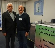 سفر یک مزدور به ایران و ارتباطات وی با ایستگاه اطلاعات سفارت رژیم در پاریس