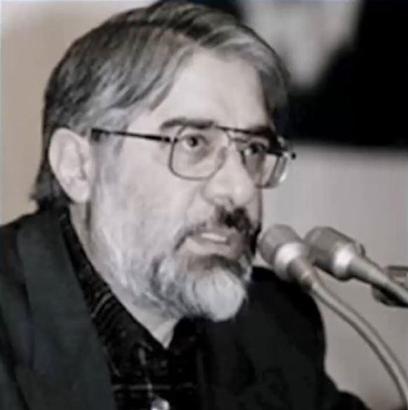 میرحسین موسوی نخستوزیر قتلعام